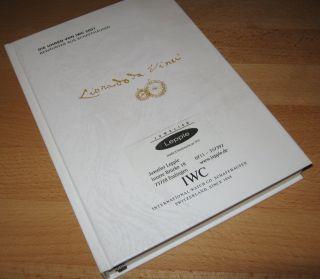 Die Uhren Von Iwc 2007 - Bewährtes Aus Schaffhausen Bild