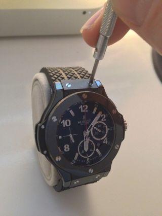 Hublot Spezial Schraubendreher (schraubenzieher) Für Hublot - Uhren Bild