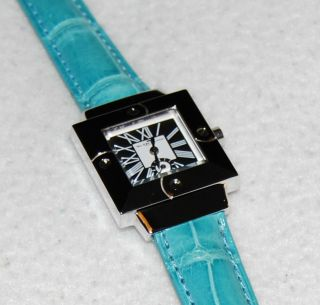 Van Der Bauwede Oxalis Alligator Leather Strap Watch Uhr Swiss Made Bild