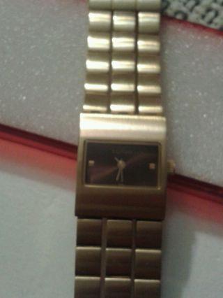 S.  Oliver Traum Gold Metall Armband Uhr Schön Elegant Weihnachten Geschenk Top Bild