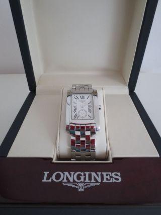 Longines Uhr Dolce Vita,  Referenz L5.  655.  4 Von Juni 2012 - Bild