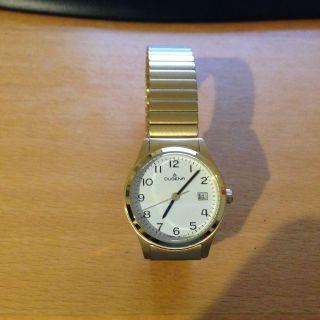 Dugena Uhren Damenuhr Basic Gold 4129555 Bild