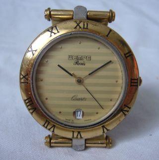 Wempe Paris Damen Armbanduhr Quartz Bild