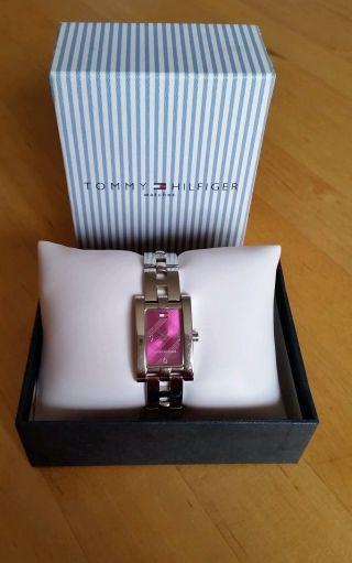 Tommy Hilfiger 1780404 Armbanduhr Für Damen Bild