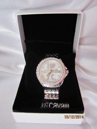 Just Cavalli Uhr Mit Zirkonia Bild