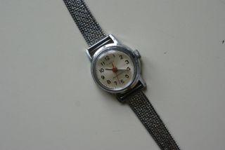 Timex Damen Armbanduhr,  Mechanich Handaufzug,  Läuft Bild