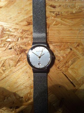 Skagen Designs Steel Ancher Armbanduhr Für Damen (355sgsc) Bild