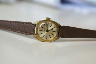 Pallas Damen Armbanduhr,  Mechanich Handaufzug,  Läuft Gut Bild