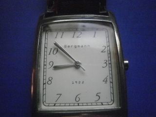 Bergmann Armbanduhr Bild