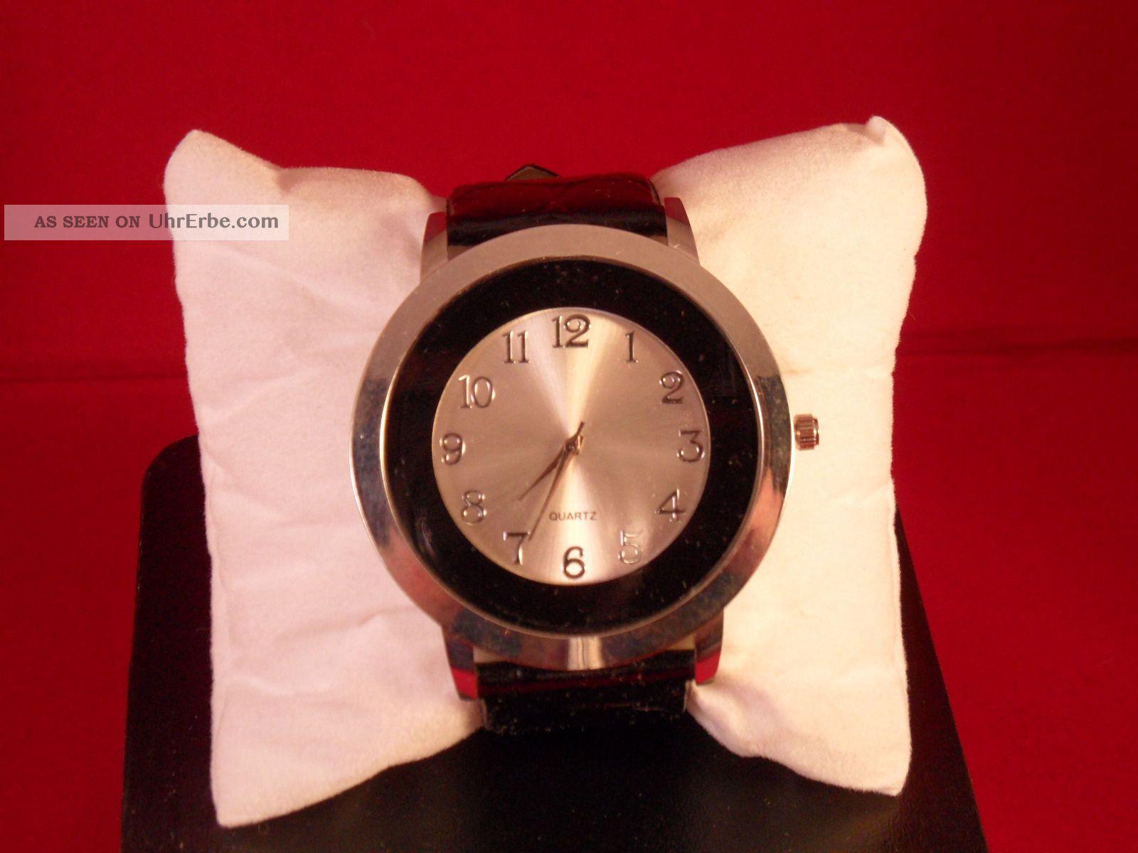 moderne trendige damen armbanduhr fb schwarz. Black Bedroom Furniture Sets. Home Design Ideas