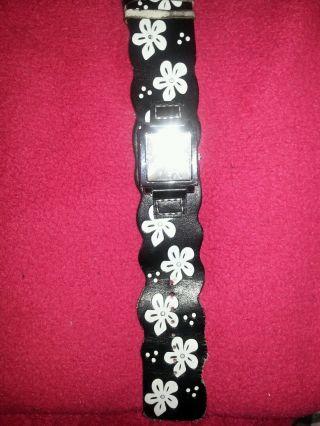 Armbanduhr Von Buffallo Damen Mit Kunstlederarmband Bild
