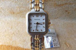 Alpina Ald 25m816 G Damenarmbanduhr Bild