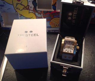 Tw Steel Ceo Goliath Tw 108 Armbanduhr Für Damen Bild