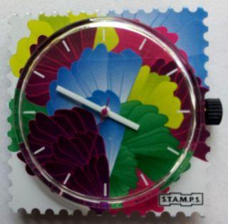 S.  T.  A.  M.  P.  S.  - Uhr - Blower Bild