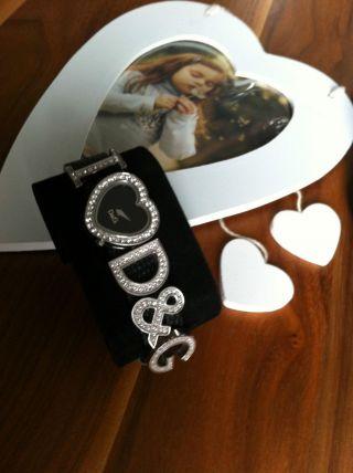 D&g Uhr Damenuhr Armbanduhr I Love D&g Bild