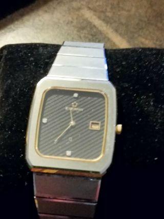 Eterna Armbanduhr Mit Brillanten Top Bild