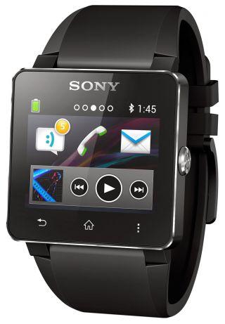 Sony Uhr Smartwatch 2 Sw2 1275 - 4458 Bild