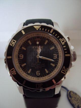 Kyboe Gold Series Ky 012 - 48 Quarz Uhr 10 Atm Uvp 199€ Led Bild