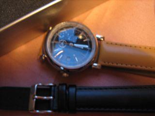Lufthansa 50 Jahre Jubiläum Armbanduhr Ovp,  Wechselarmband Bild