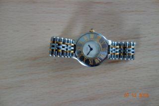 Cartier Damenuhr Modell C21 Bild