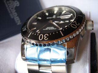 Revue Thommen Diver Professional Automatik 17030.  2137 Swiss Made Bild
