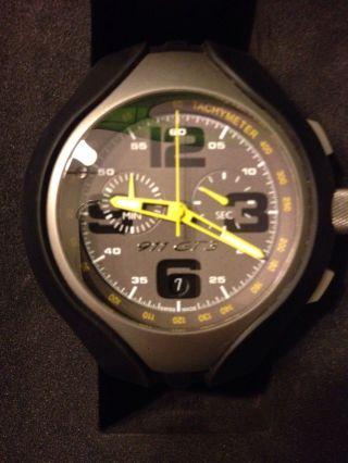 Porsche Design Gt3 Speed Ii Chronograph Bild