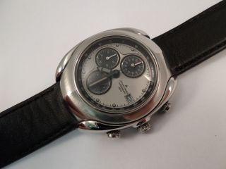 Jacques Lemans Chronograph Herrenuhr Bild