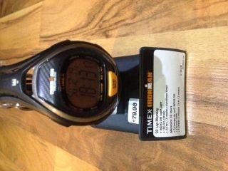 Timex Ironman - 50 Lap - Wie - Ovp - Armbanduhr Für Herren Bild