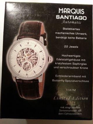 Automatic Uhr - Marquis Santiago Bild