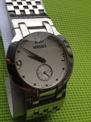 Versace Herrenuhr Blq99 Bild