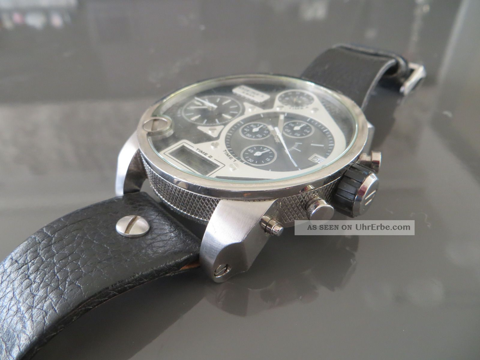 Diesel Herren Uhr Armbanduhren Bild
