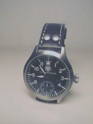 Constantin Durmont Herren - Armbanduhr Fliegeruhr Raider Handaufzug Bild