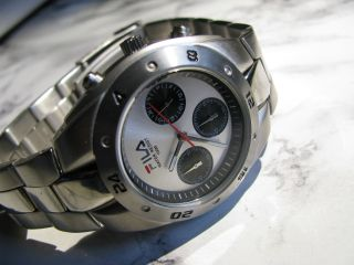 Chronograph Von Fila Herren - Armbanduhr Neuwertig - Ungetragen Mit Quarzwerk Bild