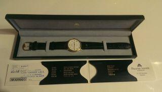 Maurice Lacroix Herrenuhr Ungetragen Von 1996 Schweizer Uhr Bild