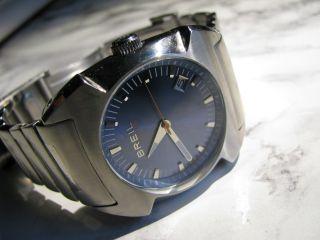 Breil Modell Tribe Herren - Armbanduhr Mit Datumsanzeige Und Quarzwerk Bild
