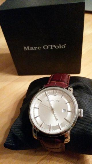 Marc O ' Polo 4207402 Armbanduhr Für Herren Neupreis 119,  99€ Bild