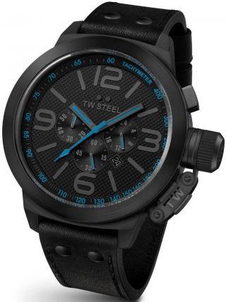 Tw - Stell Canteen Chrono Cool Black Uhren Bild