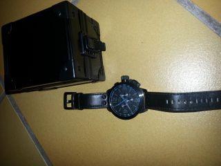 Tw Steel Canteen Style 50mm Tw905 Armbanduhr Für Herren Bild