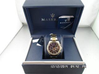Maserati R8853100008 Competizione Multifunktionsuhr,  Herren Uhr Bild