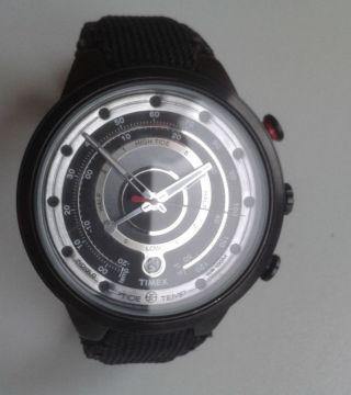Timex Uhr Mit Gezeiten Tide Temperatur Bild