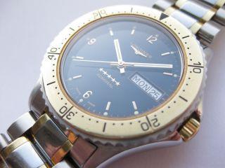 Longines Admiral 5 Stars Automatic Uvp (1994) Gbp 1.  095 Bild