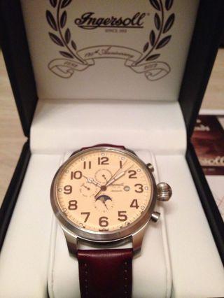 Ingersoll Uhr In1600cr Buffalo Bild