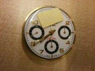 Eta 7750 Automatik Werk Uhrwerk Uhr Armbanduhr Swiss Made Selten Bild