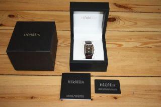Michel Herbelin Classic Ref.  12472/p01 | Herren | | Ovp | Saphirglas | Lb Bild