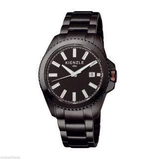 Kienzle 1822 Core Quarz Herren Armbanduhr Schwarz Stahlband K3061043052 - 00078 Bild