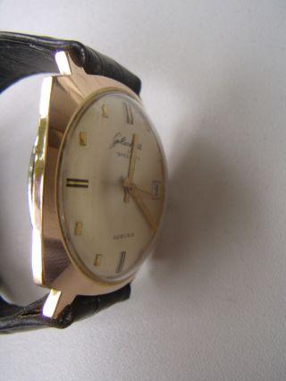 Armbanduhr Glashütte Spezimatic Automatic Kal.  75 Bild