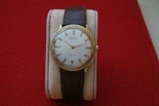 Armbanduhr,  Gold,  Herren,  Hau,  Roxy,  1960 Er, Bild