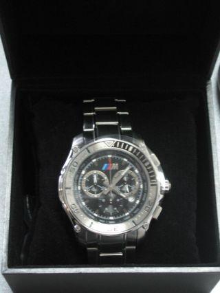 Bmw M Uhr Chronograph Armbanduhr Uhr Bild