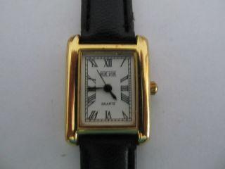 Damenuhr Bugor Quarz Farbe Gold Nachlass Sammelauflösung Sammlung Bild