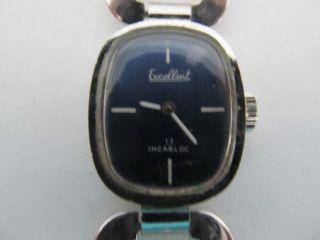 Damenuhr 17 Incabloc Handaufzug Nachlass Sammlung Farbe Silber Uhren Bild
